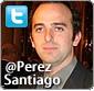 Twitter, Lic. Santiago Pérez