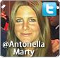 Twitter, Antonella Marty