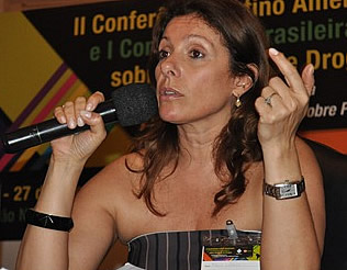 Mónica Cuñarro - Allegada a Aníbal Fernández, aterriza ahora en SEDRONAR
