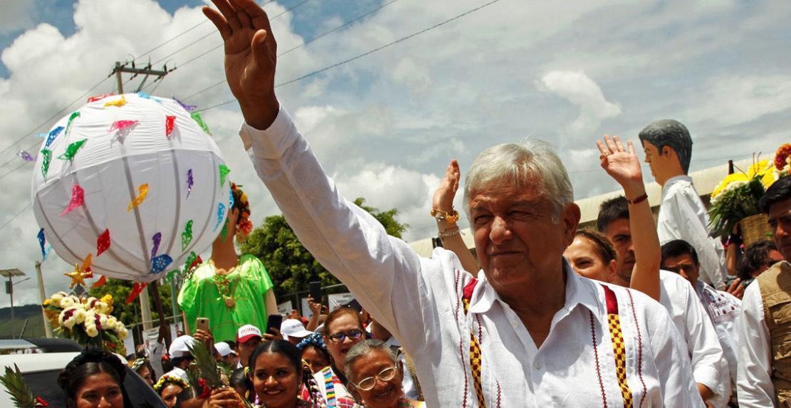 Manuel López Obrador, México