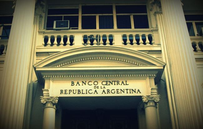 Banco Central, Argentina
