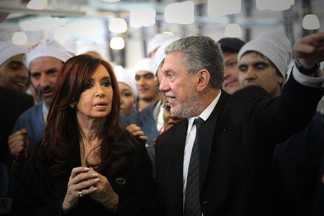 Cristina Kirchner, Rubén Cherñajovsky