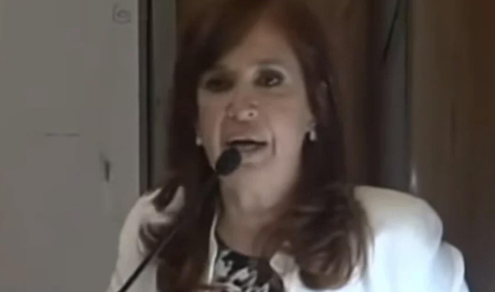 CFK, Indagatoria