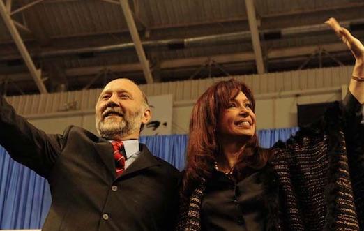 Insfrán, CFK