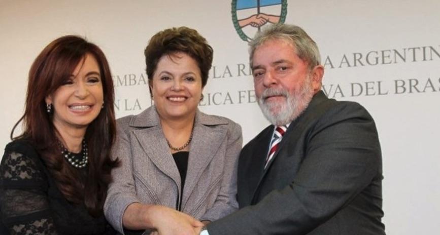 Corrupción populista, Lula, Cristina Kirchner, Dilma
