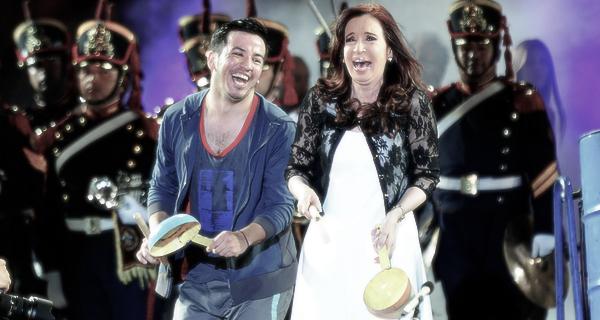 Fuerza Bruta, Cristina Kirchner, Corrupción, Impunidad