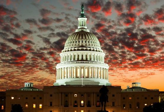 Capitolio, Estados Unidos