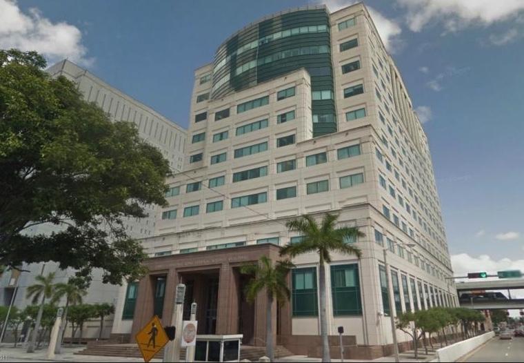 Distrito Sur de Florida, Corte de Justicia