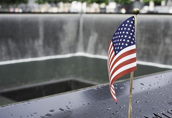 Bandera, EUA