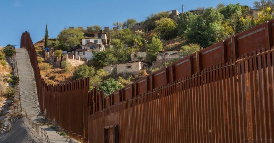 Frontera, Estados Unidos, México