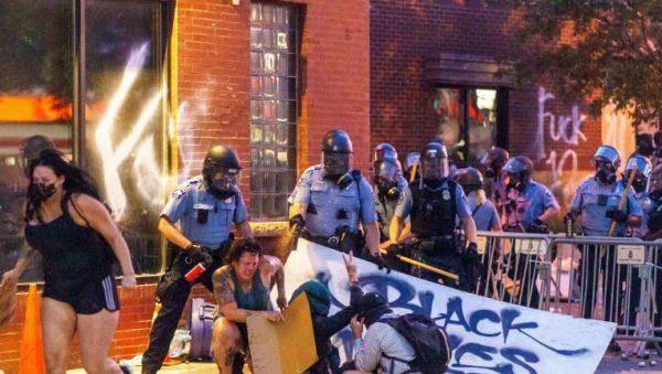 Estados Unidos, Black Lives Matter, Violencia, Policía, COVID-19, Extrema izquierda