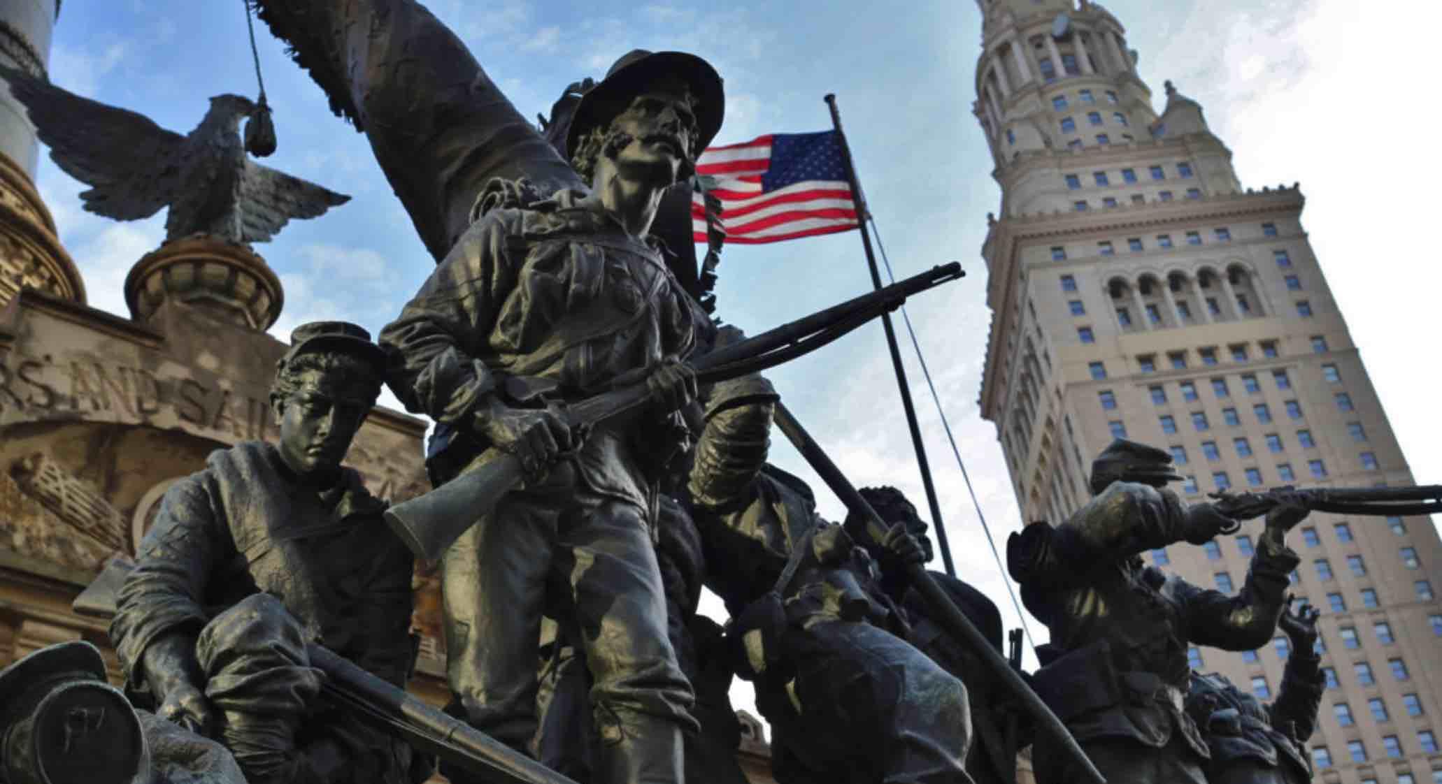 Guerra civil en Estados Unidos, Jarrett Stepman, Allen Guelzo