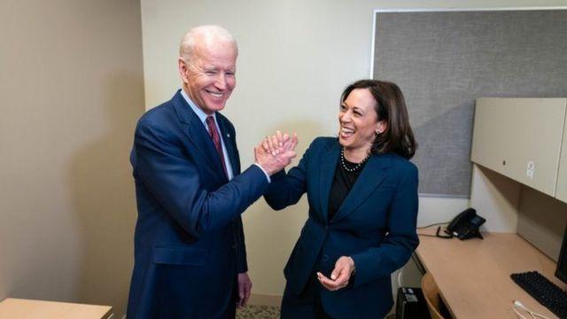 Joe Biden, Kamala Harris, Estados Unidos