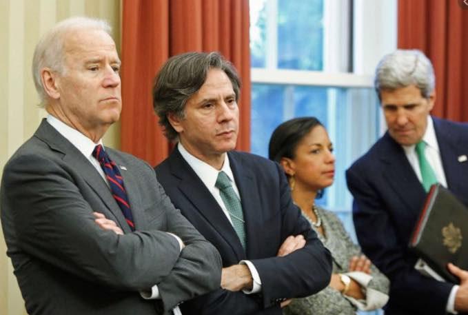 Joe Biden, Tony Blinken, Gabinete de Biden