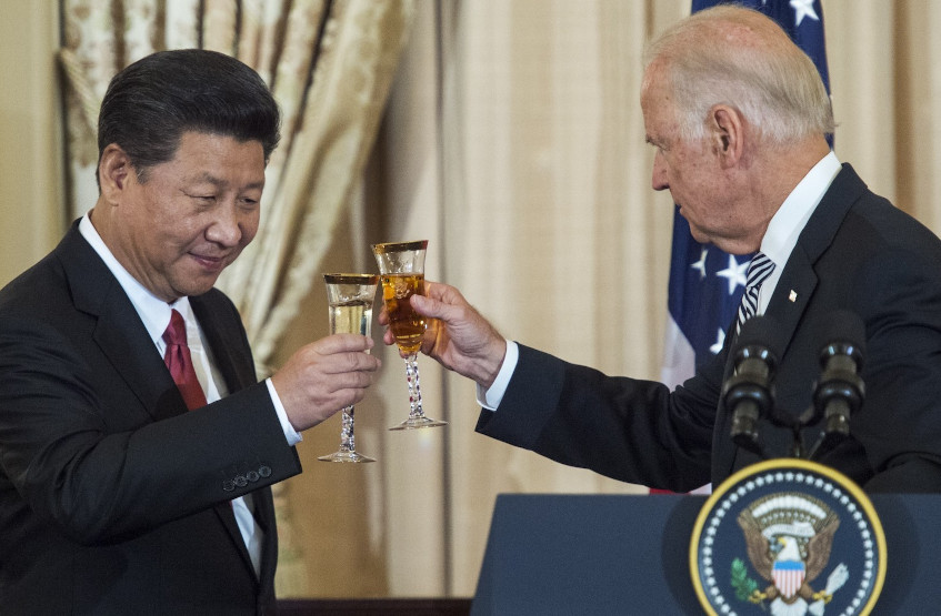 Amenaza china, Xi Jinping, América Latina, Joe Biden