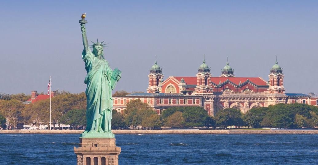 Estatua de la Libertad, EE.UU.