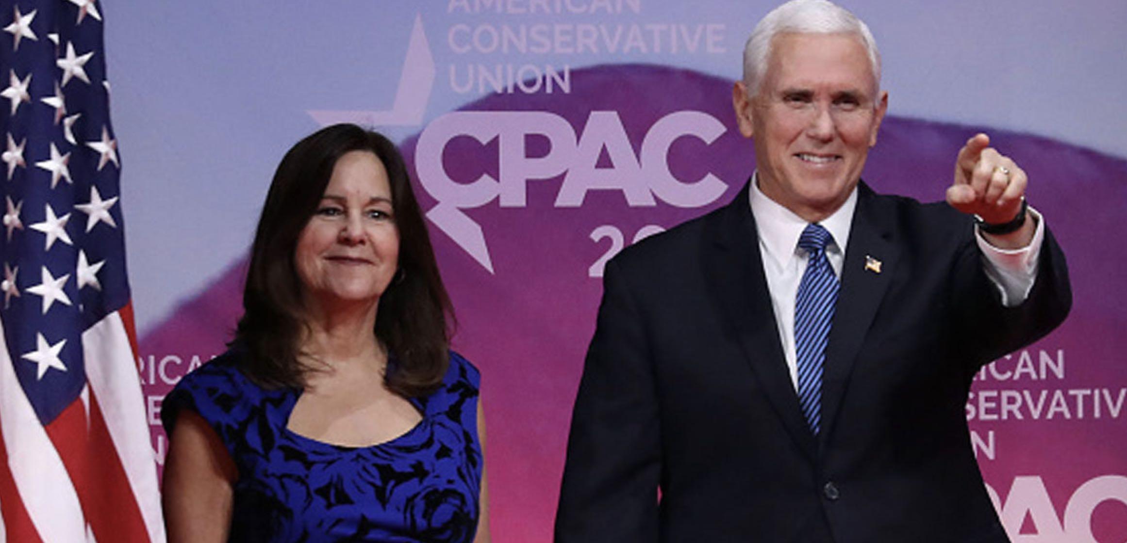 Mike Pence en CPAC, Conservadores, Estados Unidos, Aborto, Venezuela