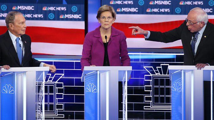 Partido Demócrata, Debate, Estados Unidos