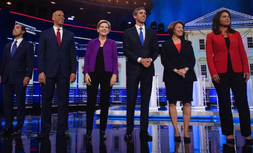 Partido Demócrata, Debate