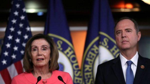 Adam Schiff, Nancy Pelosi