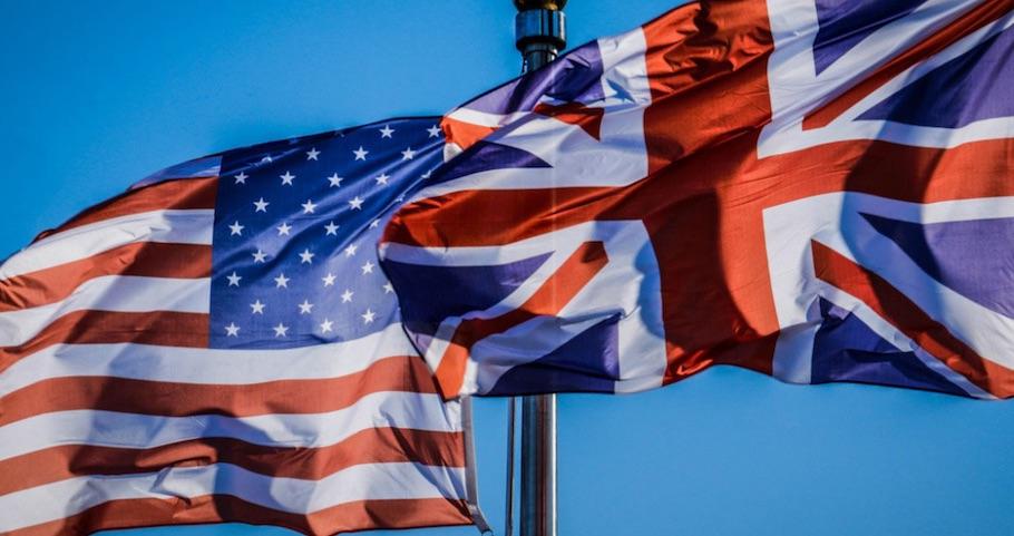 Reino Unido, Estados Unidos