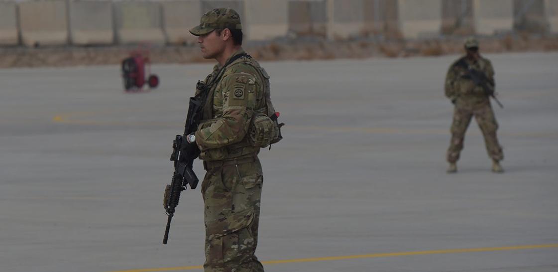 Estados Unidos, Seguridad internacional