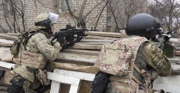 Fuerzas especiales, EEUU