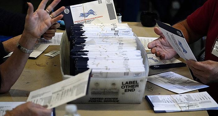 Fraude electoral en Estados Unidos, Presidenciales, ElectionDay, Partido Demócrata