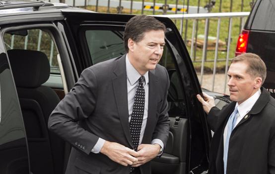 Comey, FBI