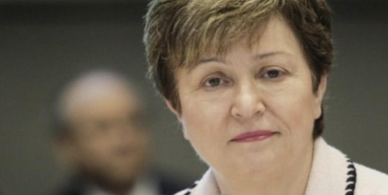 Georgieva, Fondo Monetario Internacional