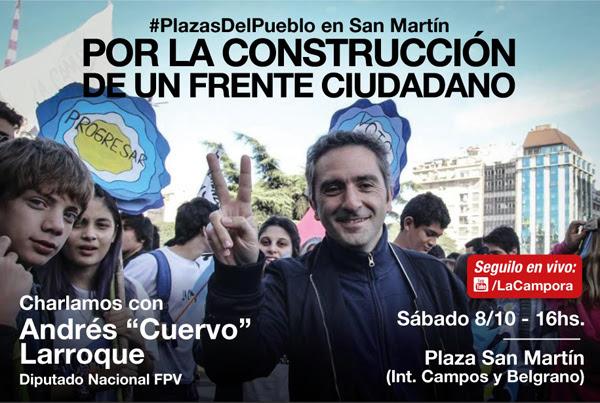 Larroque, Frente Ciudadano