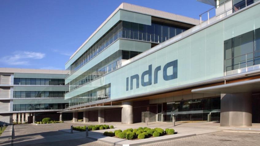 Indra company, Madrid