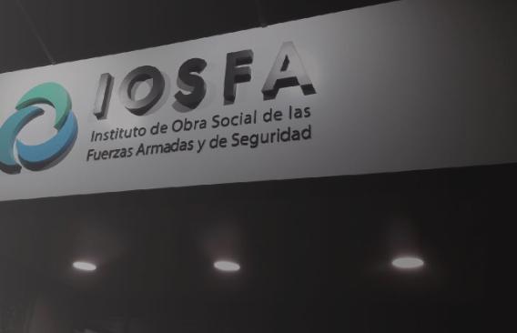 IOSFA, Instituto de Obra Social de las Fuerzas Armadas y de Seguridad