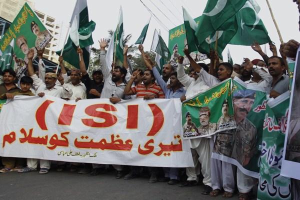 ISI, Paquistán