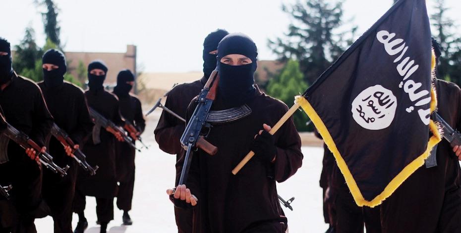 ISIS, banderas