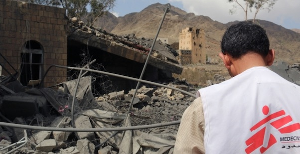 Yemén, MSF