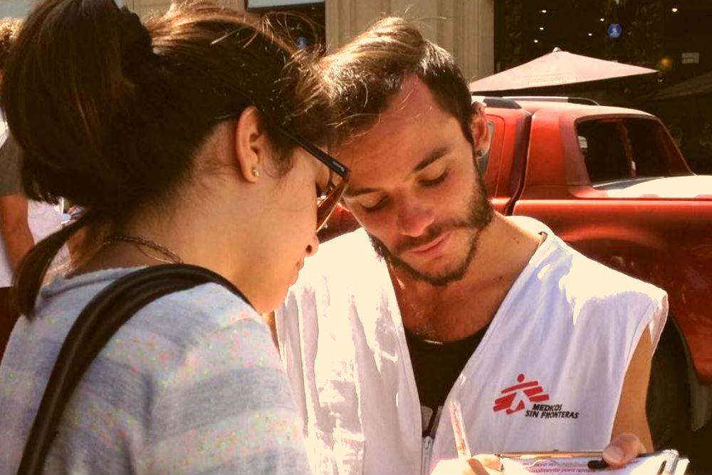 Médicos Sin Fronteras, Colombia