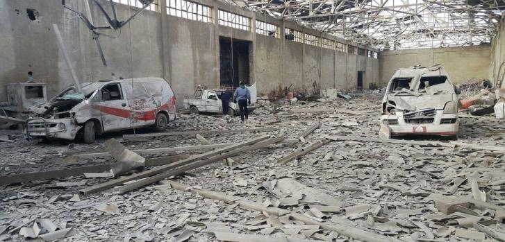 Guta Oriental, 237 muertos en dos días