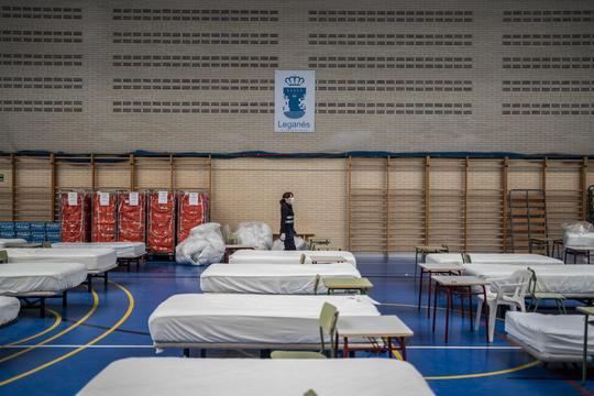 MSF, Madrid, Barcelona, Médicos Sin Fronteras