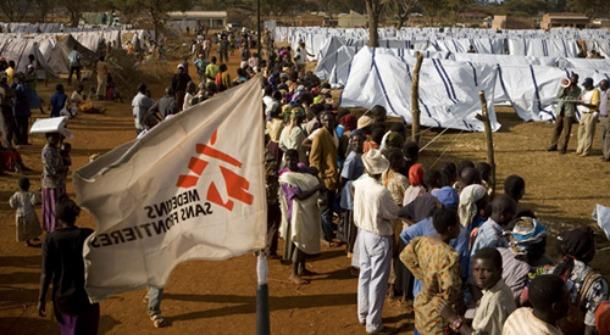 MSF, archivo
