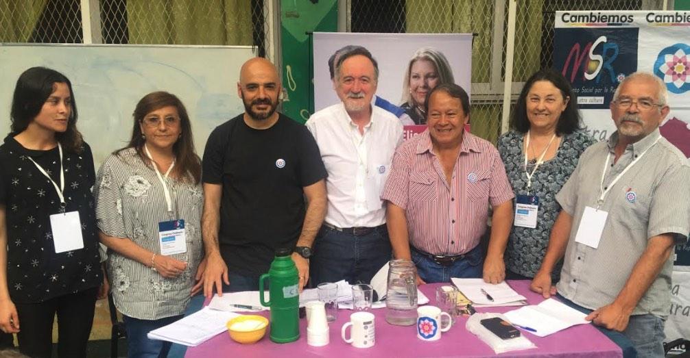 Congreso del MSR