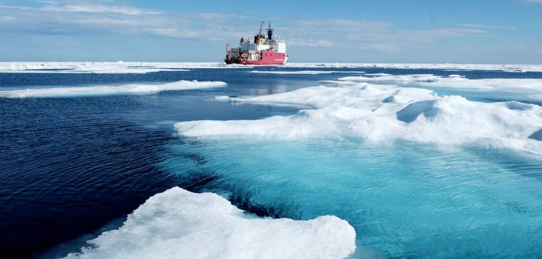 Estados Unidos, Mar Artico, Círculo Polar Artico, Rusia, China, Guardia Costera