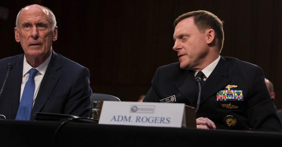 Mike Rogers, NSA