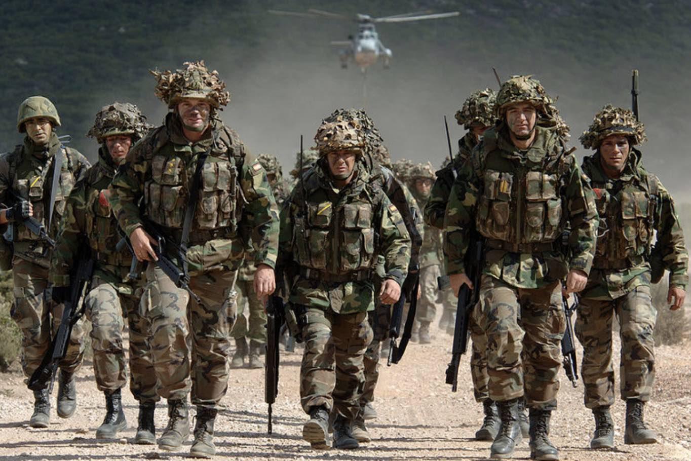 Fuerzas OTAN, intervención en Venezuela, Crisis venezolana