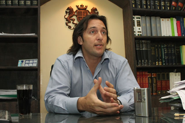 Eduardo Cáceres, PRO San Juan
