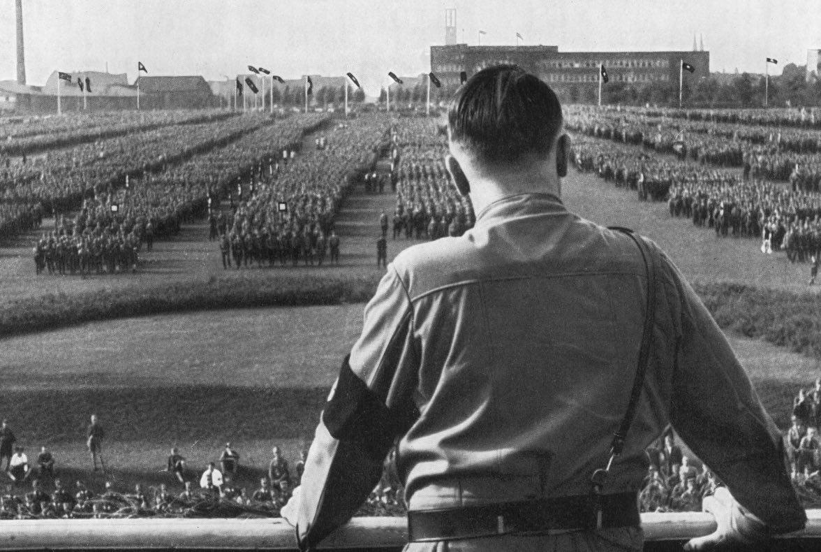 Adolf Hitler, discurso