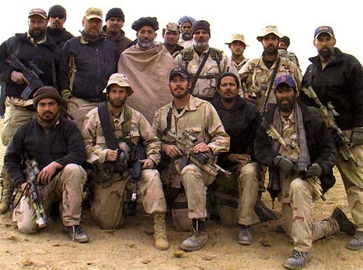 CIA, Afganistán