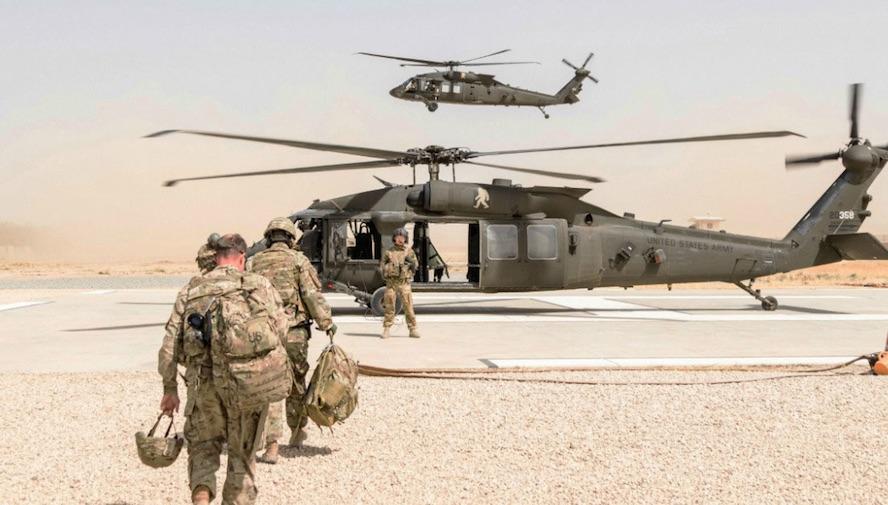 Afganistán, EE.UU.