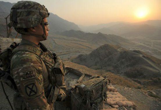 Afganistán, Scott Horton