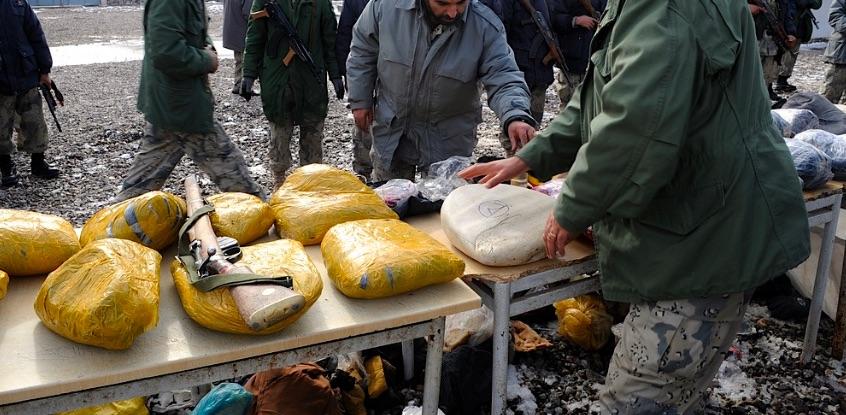 Afganistán, Heroína, Manaf